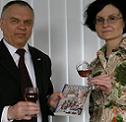 Krst knihy Vytunelovani - Karol Ondriaš a Marta Gaburjáková